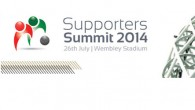 Brakes Trust representatives attended the Supporters Summit 2014 at Wembley Stadium yesterday, 26th July.