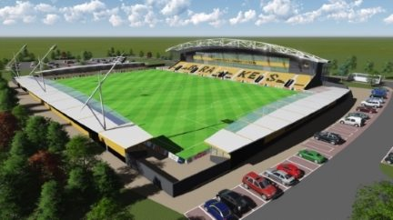 Proposed Leamington FC Community Stadium
